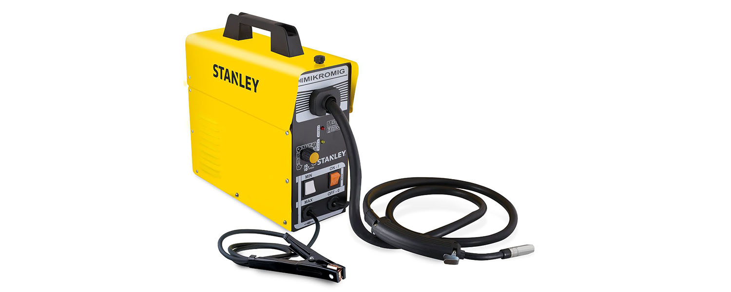 Portable Mig Welders Reviews Accessory Buying Guide Wiring Garage For Welder Stanley
