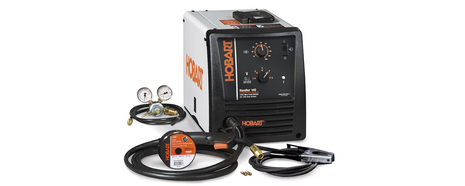 Hobart Portable MIG Welder model number 500559