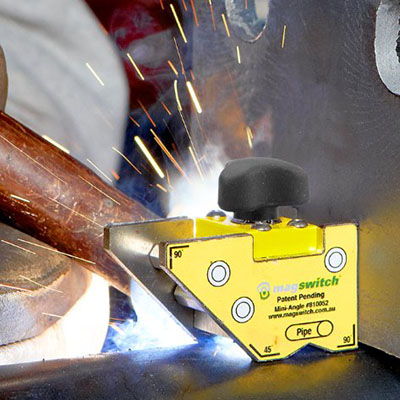 Magnetic Welding Holders by Magswitch