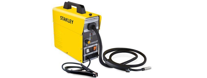 Stanley MIKROMIG Portable Welder